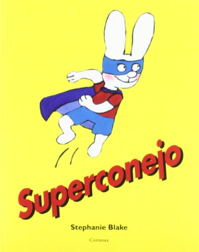 9788484704393: Superconejo (Lutin)