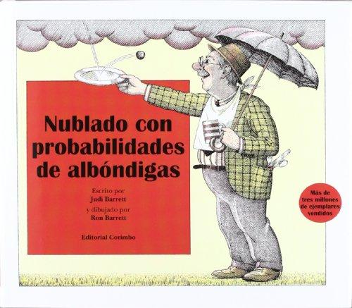 9788484704478: Nublado con probabilidades de albondigas (Spanish Edition)