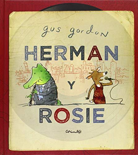 Herman y Rosie- Herman and Rosie (Hardcover)