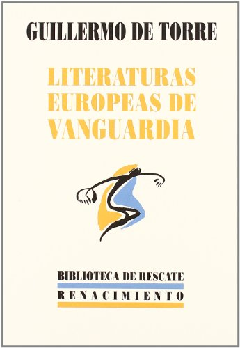 9788484720256: Literaturas europeas de vanguardia
