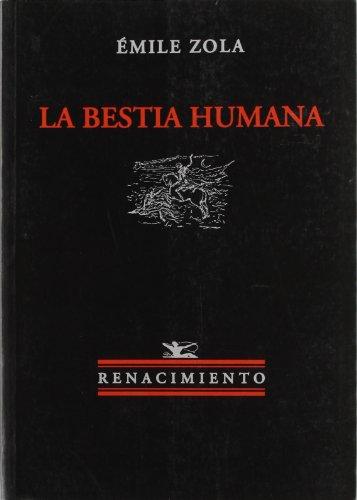 9788484720591: Bestia Humana (Facsímiles)