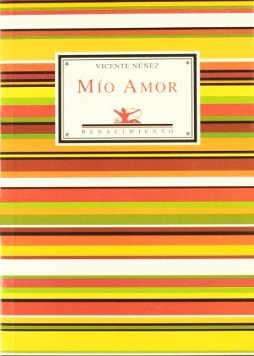 9788484720850: Mio Amor (Antologías)