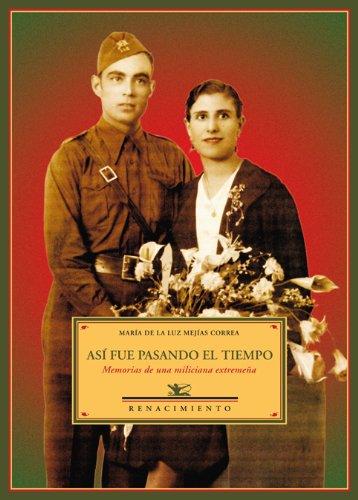 9788484720867: Asi Fue Pasando El Tiempo (Biblioteca Histórica)