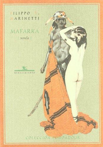 9788484723127: Mafarka (Novela)