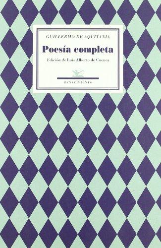 9788484723288: Poesia Completa. Edicion De Lui (Poesía Universal)