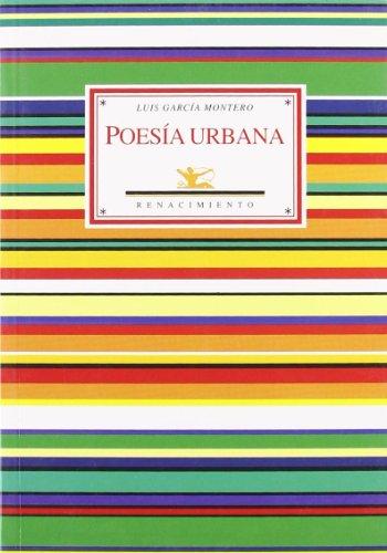 9788484723301: Poesia urbana