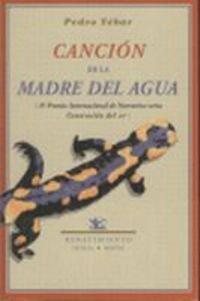 9788484723950: Cancion De La Madre Del Agua (Otros títulos)