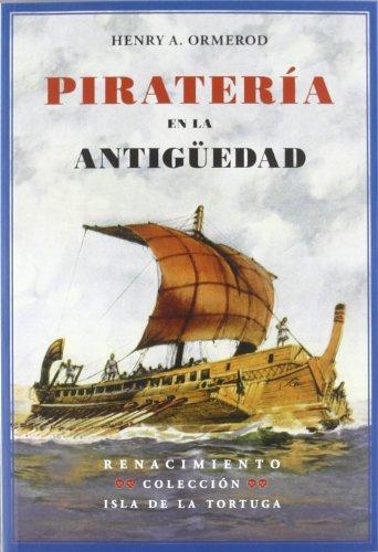 9788484726685: Piratería en la antigüedad