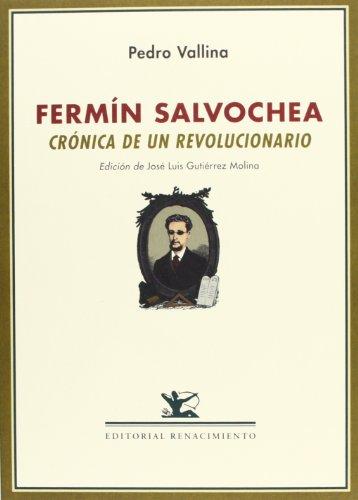 9788484727378: Fermín Salvochea (Biblioteca Histórica)