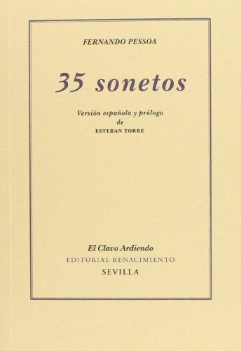 35 sonetos (Paperback): Fernando Pessoa