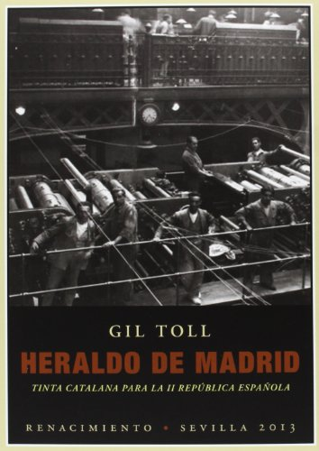 9788484727798: Heraldo De Madrid (Biblioteca Histórica)