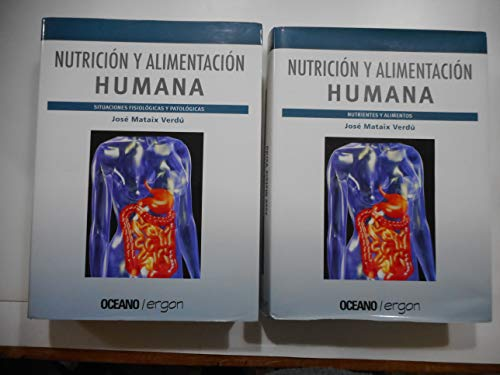 9788484730880: Nutricion y alimentacion humana (2 tomos)