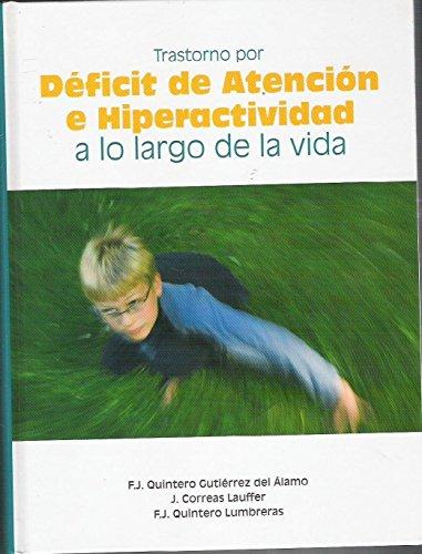 9788484734994: Trastorno por déficit de atención e hiperactividad a lo largo de la vida
