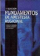 9788484738329: Fundamentos De Anestesia Regional