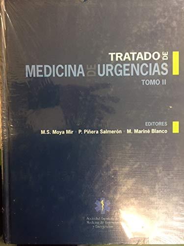 9788484738473: Tratado De Medicina De Urgencias 2 Vols.