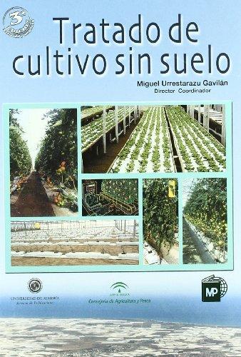 9788484761396: Tratado de cultivo sin suelo (Agricultura)