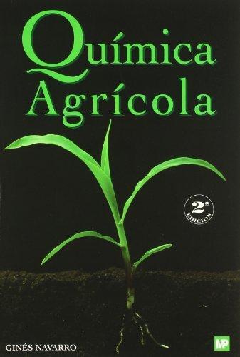 9788484761556: Química agrícola