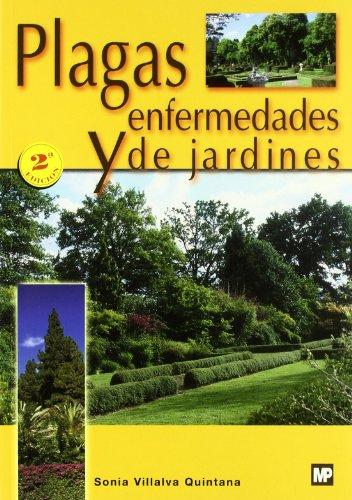 9788484761785: Plagas y enfermedades de jardines