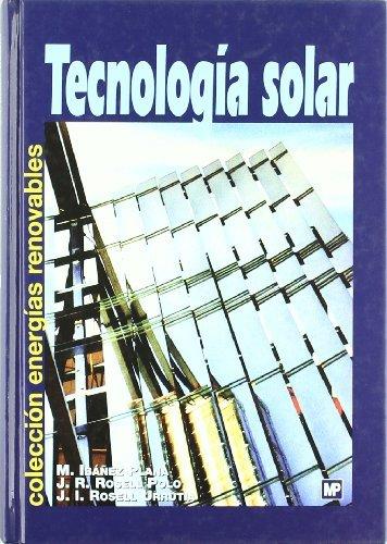 9788484761990: Tecnología solar (Medio Ambiente)