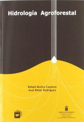 9788484762454: Hidrologia Agroforestal (Spanish Edition)