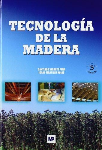 9788484762638: Tecnología de la madera