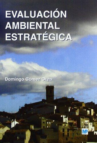 9788484763109: Evaluación ambiental estratégica (Medio Ambiente)