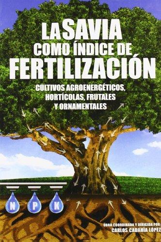 La savia como à ndice de fertilizaciÃ: Carlos Cadahia LÃ