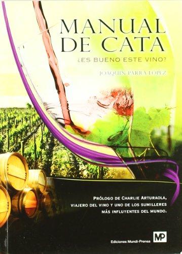 9788484764045: Manual de cata