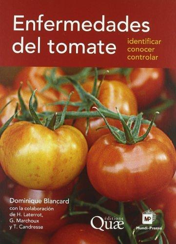 9788484764274: Enfermedades del tomate