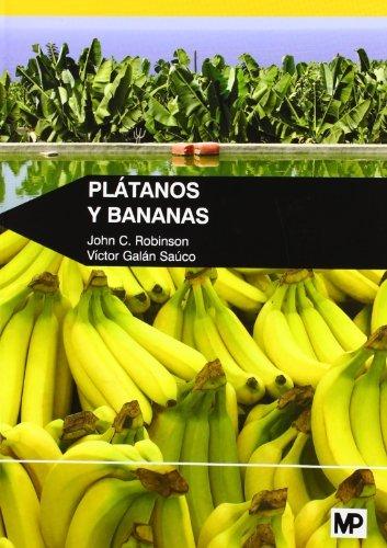 9788484765424: Plátanos y bananas