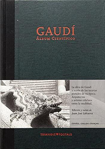 9788484780359: Gaudi Album Cientifico: Scientific Album, Album Scientifique
