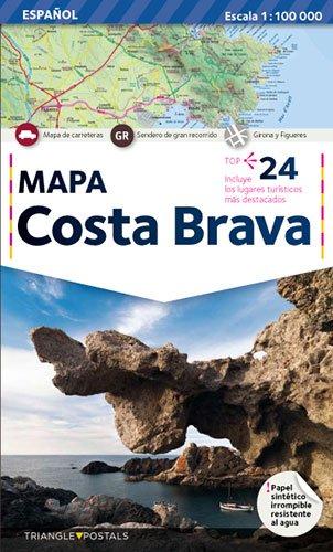 Costa Brava Mapa (Esp): Unknown