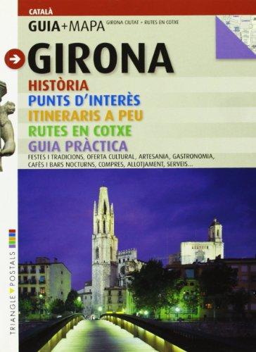 9788484782902: GUIA I MAPA DE GIRONA (CATALA)