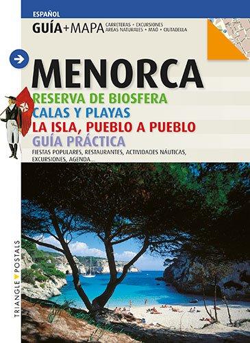 9788484783046: Menorca, reserva de la Biosfera: Reserva de la Biosfera (Guia & Mapa)