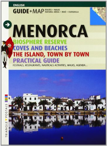 9788484783053: Menorca Guide and Map: Biosphere Reserve