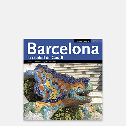 9788484783152: Barcelona: La ciudad de Gaudí (Sèrie 4)