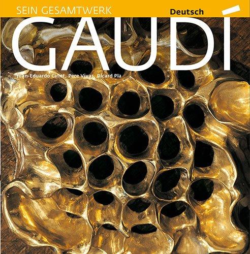 Gaudí: Einführung in seine Architektur: Ricard Pla Boada;
