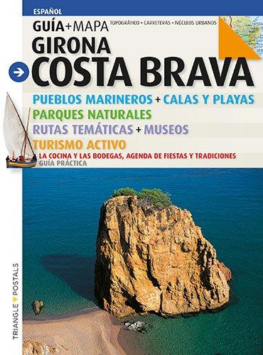9788484784906: Costa Brava: Girona (Guia & Mapa)