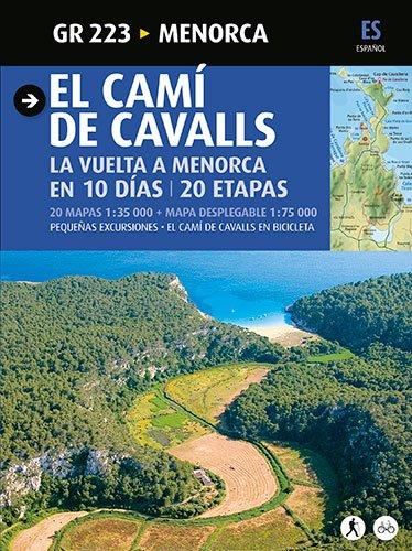 9788484785040: El Camí de Cavalls: Menorca (Guia & Mapa)