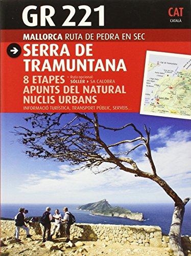 9788484786207: GR 221 Serra de Tramuntana (Català)