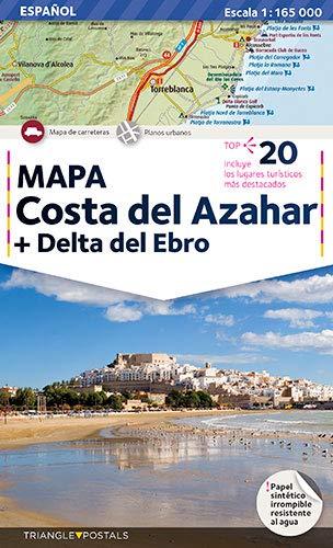 9788484786313: Costa del Azahar + Delta del Ebro