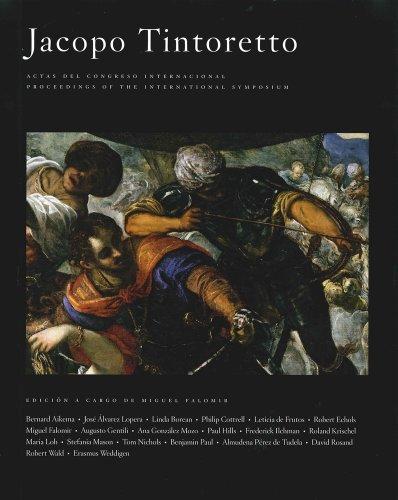 9788484801719: Jacopo Tintoretto: Actas del Congreso Internacional/Proceedings of the International Symposium: 1 (Publications of the Museo del Prado)
