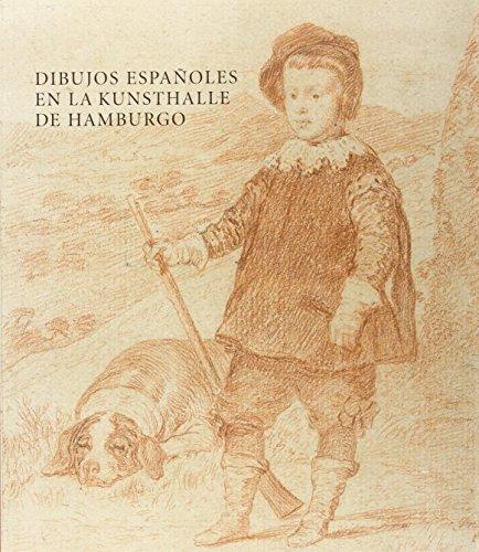 9788484802853: Dibujos Españoles En La Kunsthalle De Hamburgo