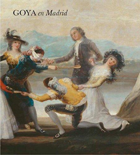 9788484803027: Goya en Madrid