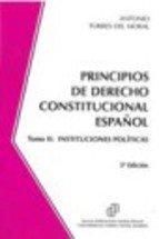 9788484810490: Principios de derecho constitucional español obra completa