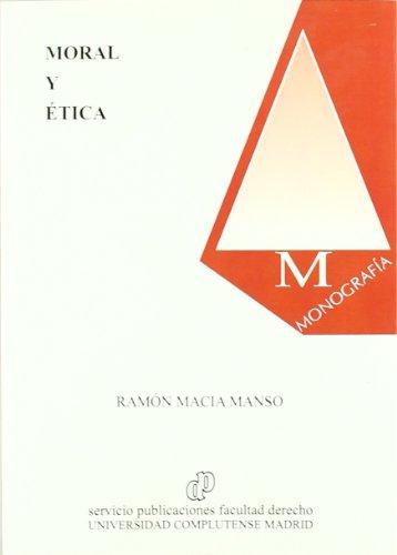 9788484810711: Moral y etica