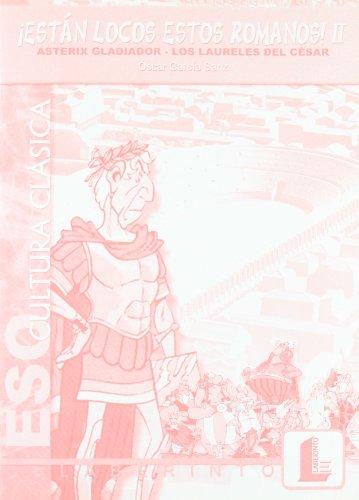 9788484830320: Están locos estos romanos II (Laberinto Cuadernillo)