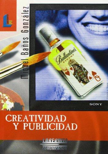 9788484830443: Creatividad y publicidad (Laberinto comunicación)