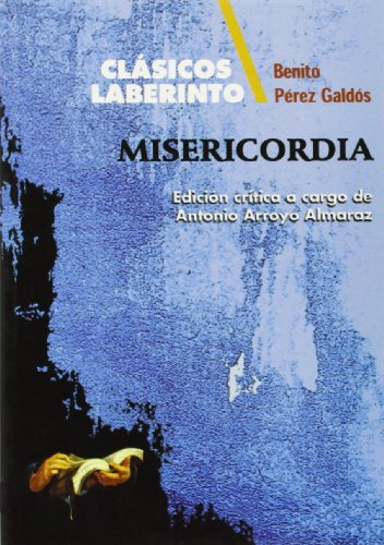9788484831624: Misericordia (Clásicos Laberinto)