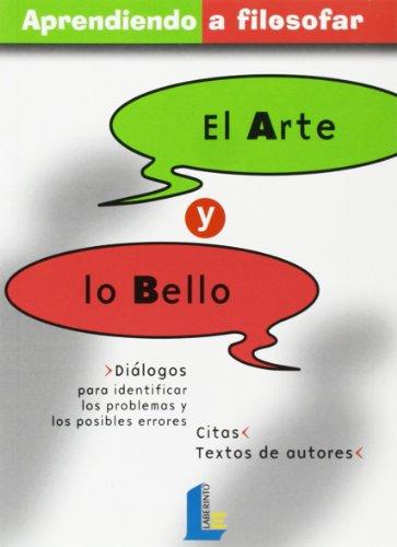 9788484832270: El Arte Y Lo Bello